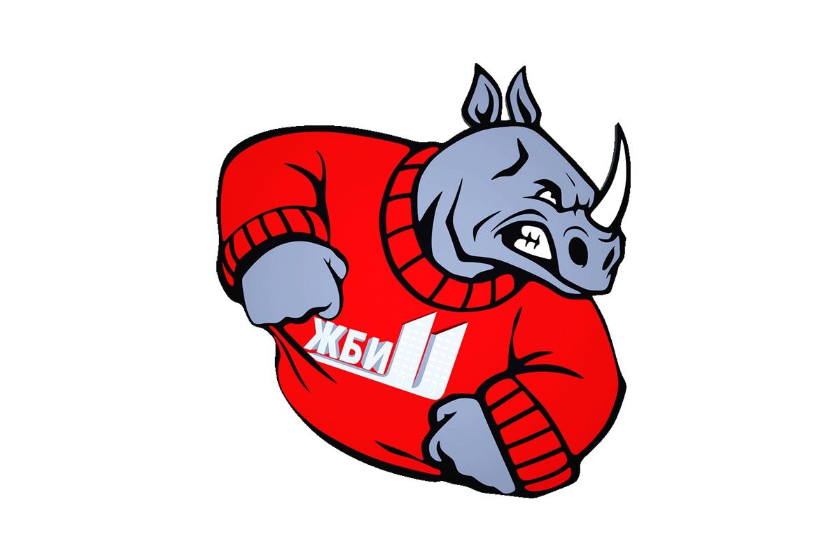 Логотип-носорог