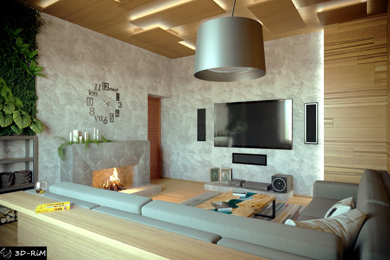 Каминная комната