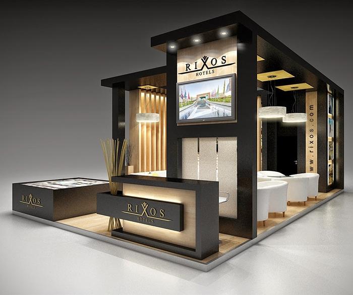 3Д визуализация магазина